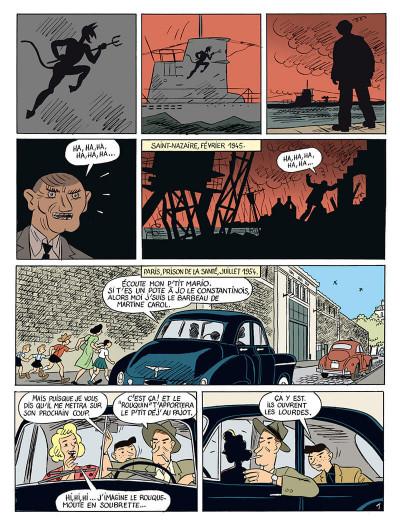 Page 4 la vie de victor levallois tome 4 - la ballade des clampins