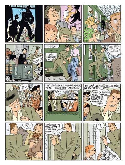 Page 7 la vie de victor levallois tome 4 - la ballade des clampins