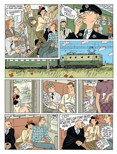 Page 8 la vie de victor levallois tome 4 - la ballade des clampins