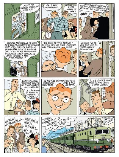 Page 9 la vie de victor levallois tome 4 - la ballade des clampins
