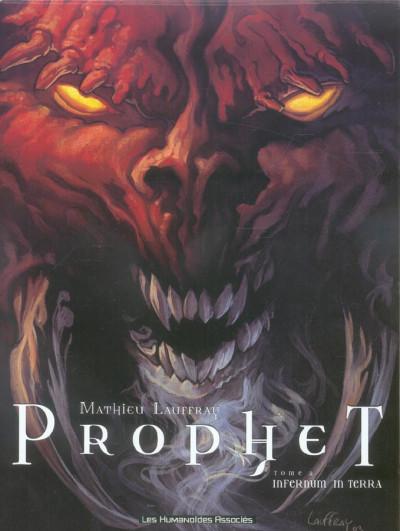 Couverture prophet - coffret tome 1 et tome 2