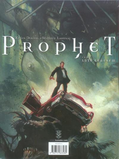 Dos prophet - coffret tome 1 et tome 2