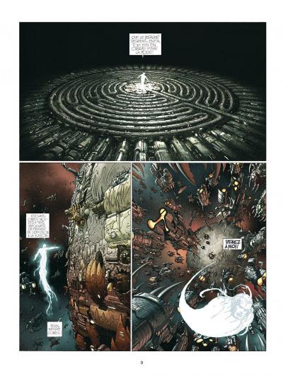 Page 9 les technopères tome 6 - les secrets du techno-vatican
