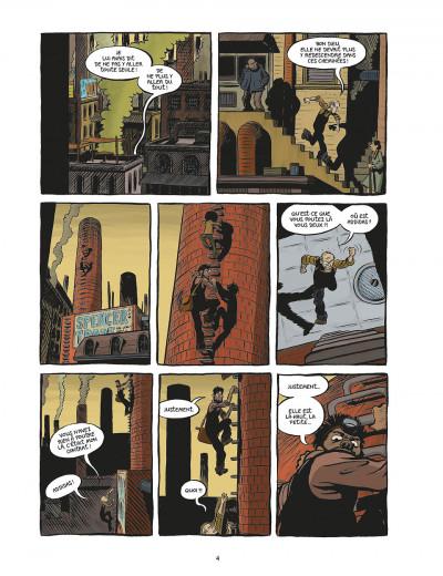 Page 4 koma tome 2 - le grand trou