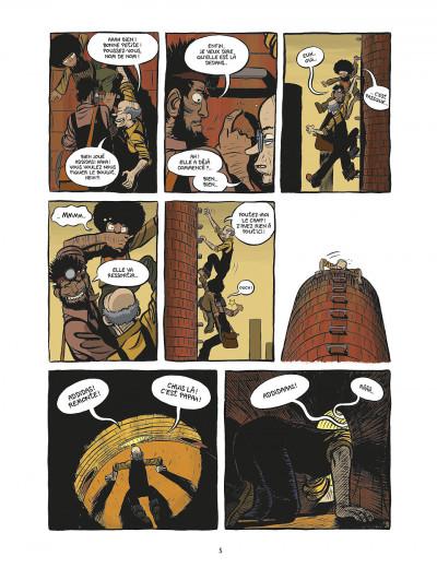 Page 5 koma tome 2 - le grand trou