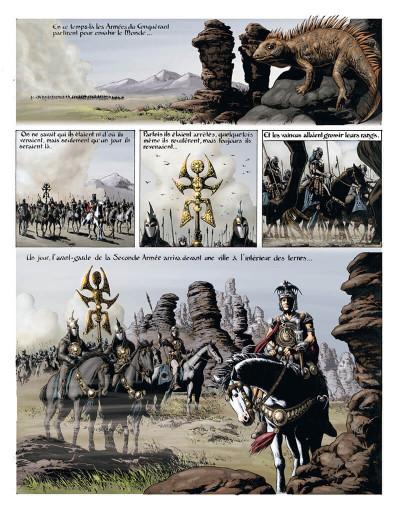 Page 4 les armées du conquérant