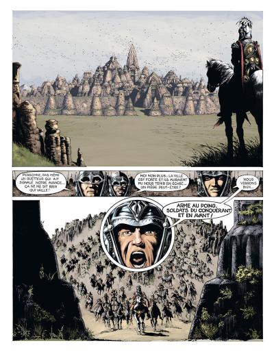 Page 5 les armées du conquérant