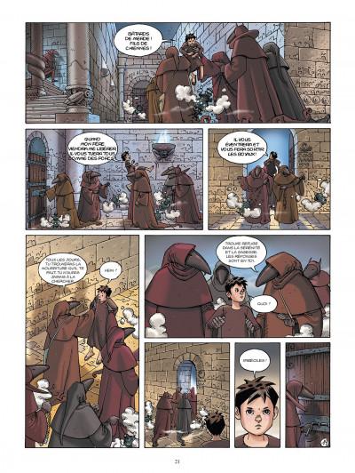 Page 0 le jour des magiciens tome 2 - drazen