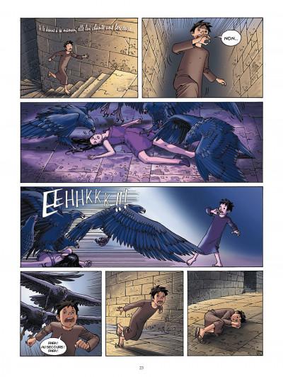 Page 2 le jour des magiciens tome 2 - drazen