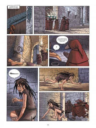 Page 5 le jour des magiciens tome 2 - drazen