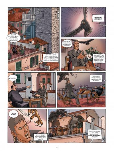 Page 3 le jour des magiciens tome 2 - drazen