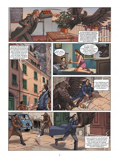 Page 4 le jour des magiciens tome 2 - drazen