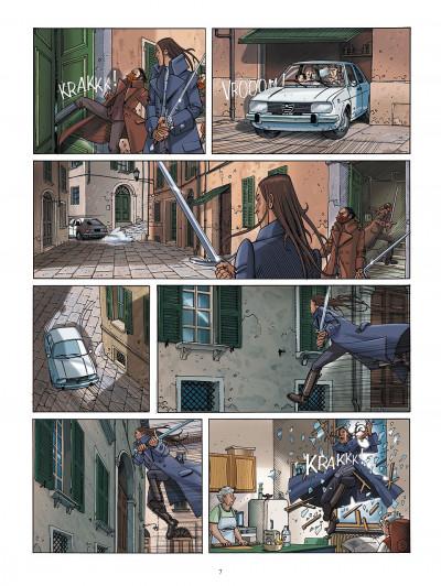 Page 6 le jour des magiciens tome 2 - drazen