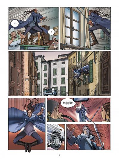 Page 7 le jour des magiciens tome 2 - drazen