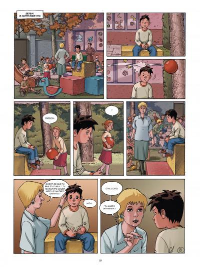 Page 9 le jour des magiciens tome 2 - drazen