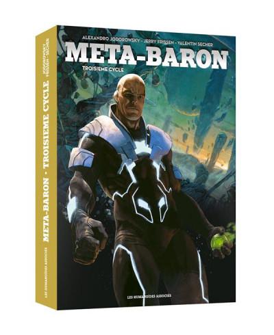 Couverture Méta-baron - coffret tomes 5 et 6