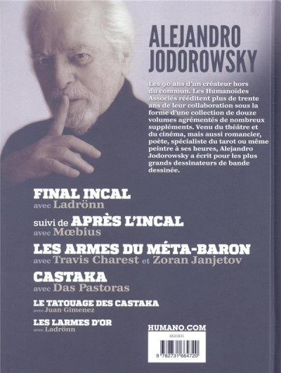 Dos Jodorowsky 90 ans tome 11