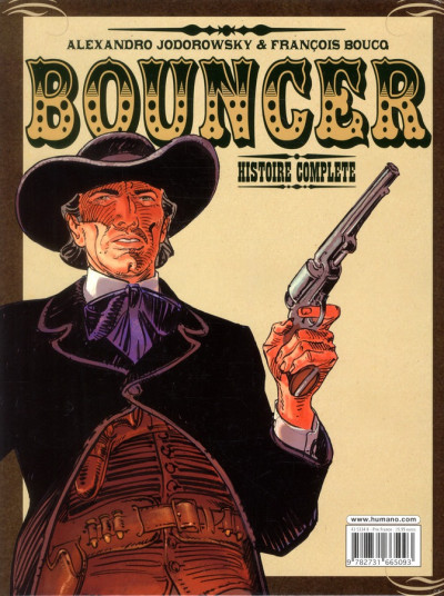 Dos bouncer - intégrale 1 - tome 1 et tome 2