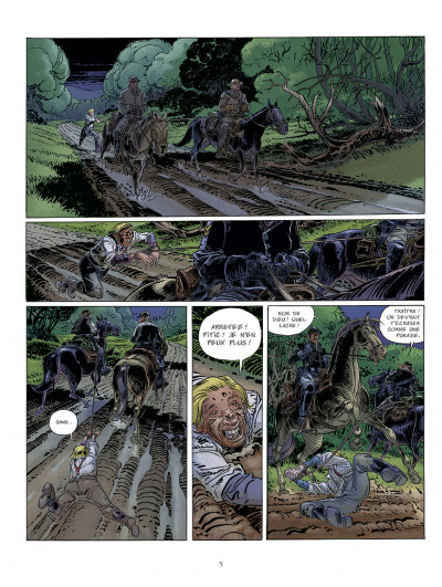 Page 1 bouncer - intégrale 1 - tome 1 et tome 2