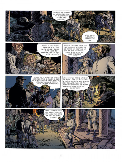 Page 4 bouncer - intégrale 1 - tome 1 et tome 2
