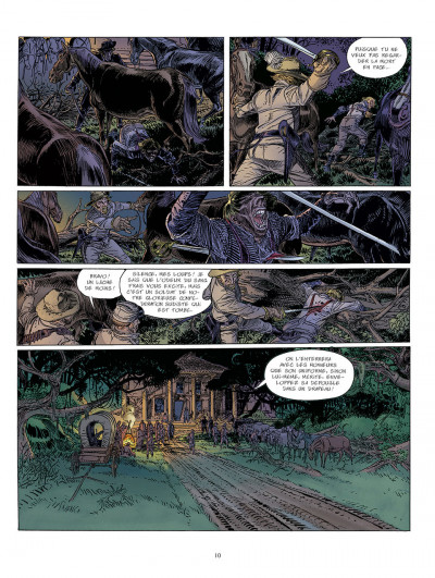 Page 6 bouncer - intégrale 1 - tome 1 et tome 2