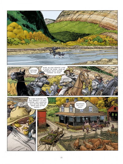 Page 7 bouncer - intégrale 1 - tome 1 et tome 2