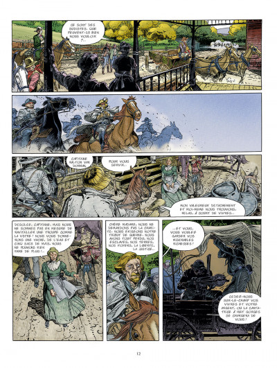 Page 8 bouncer - intégrale 1 - tome 1 et tome 2