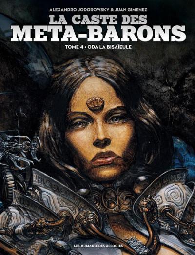 Couverture La Caste des Méta-Barons tome 4 - édition 2015