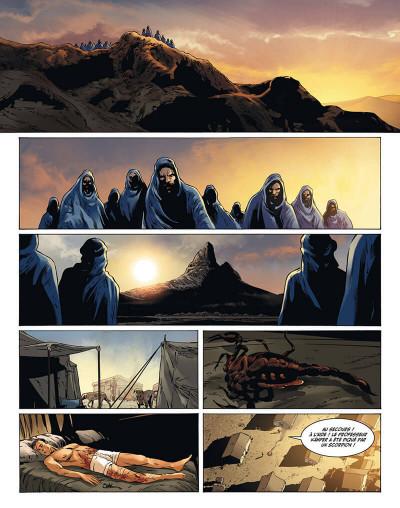 Page 4 Sanctuaire Genesis tome 2