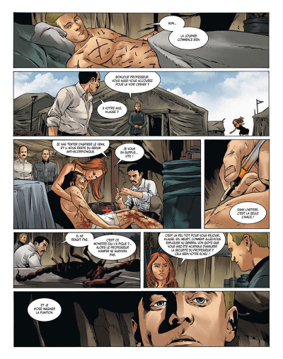 Page 5 Sanctuaire Genesis tome 2