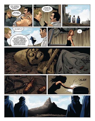 Page 6 Sanctuaire Genesis tome 2