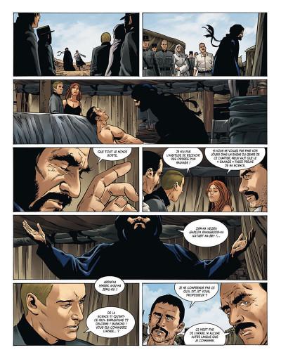 Page 7 Sanctuaire Genesis tome 2