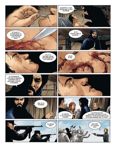 Page 8 Sanctuaire Genesis tome 2