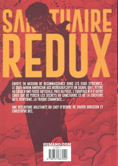 Dos Sanctuaire Redux - Intégrale