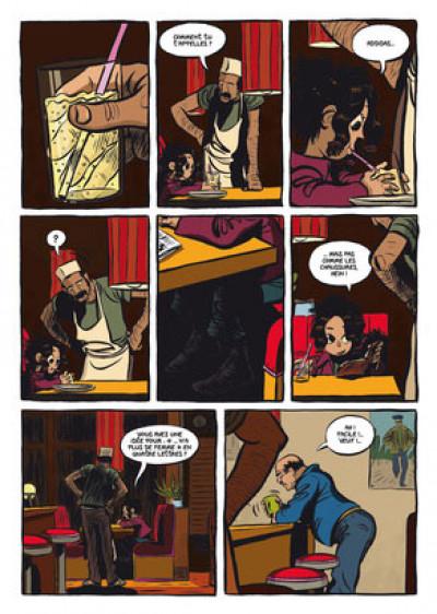 Page 6 Koma - intégrale