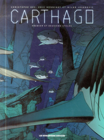image de Carthago - Coffret tome 1 à tome 4 (+ cale)
