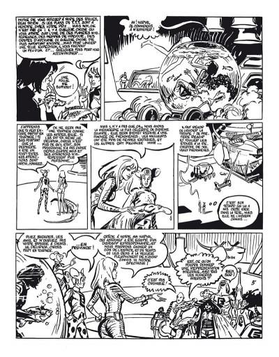 Page 7 Barbarella - Intégrale N&B (+ Les Colères du mange-minute)