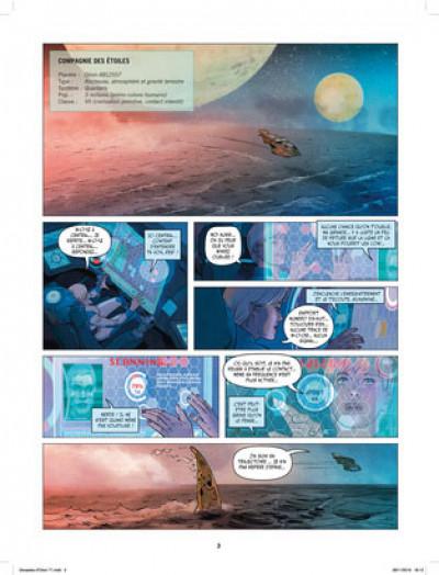 Page 2 Les décastés d'Orion tome 1