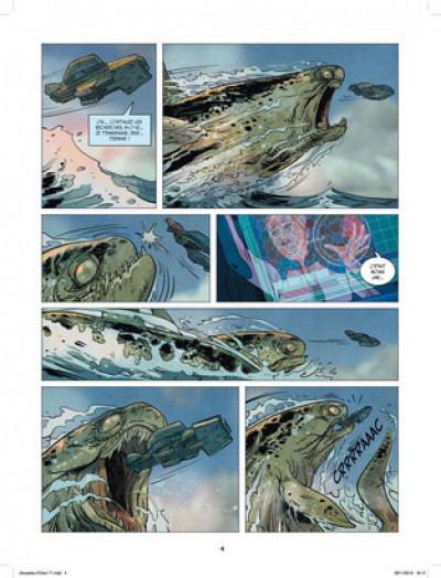 Page 3 Les décastés d'Orion tome 1