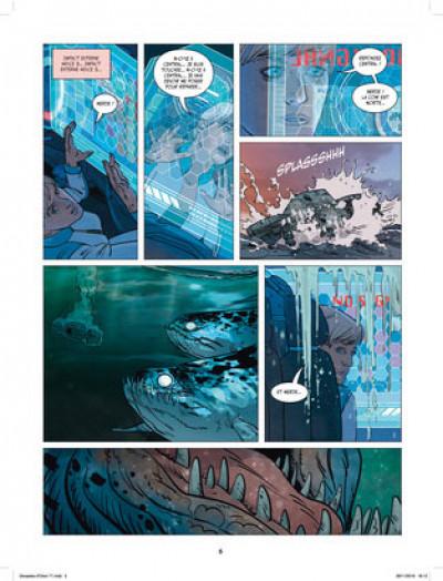 Page 4 Les décastés d'Orion tome 1