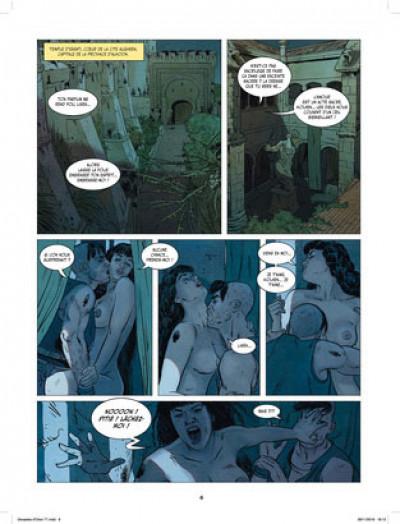 Page 5 Les décastés d'Orion tome 1