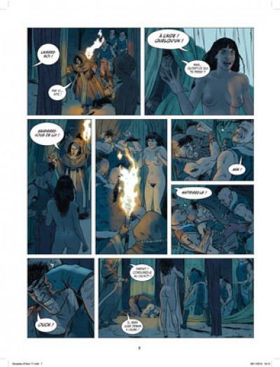 Page 6 Les décastés d'Orion tome 1