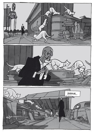 Page 8 pas de chance