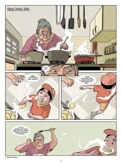 Page 5 Recherche famille, désespérément