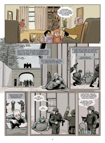 Page 6 Recherche famille, désespérément