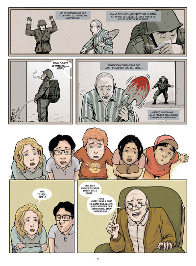 Page 7 Recherche famille, désespérément