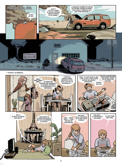 Page 8 Recherche famille, désespérément