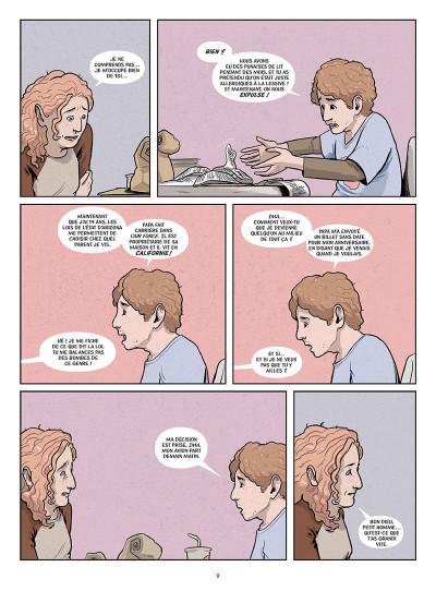 Page 9 Recherche famille, désespérément