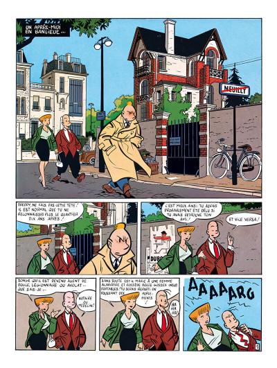 Page 2 Freddy Lombard ; le cimetière des éléphants