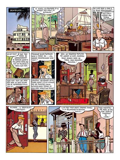 Page 5 Freddy Lombard ; le cimetière des éléphants